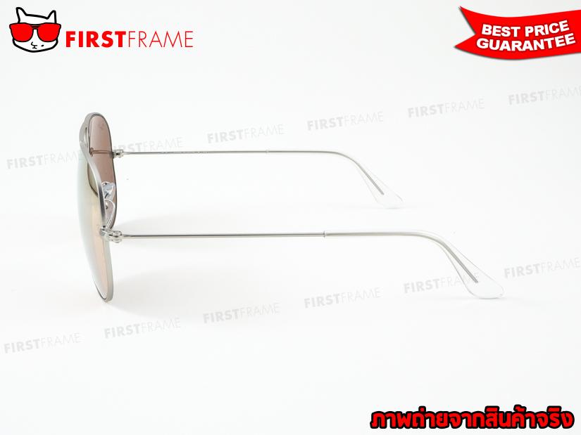 แว่นกันแดด RayBan RB3025 019/Z2 | AVIATOR LARGE METAL3