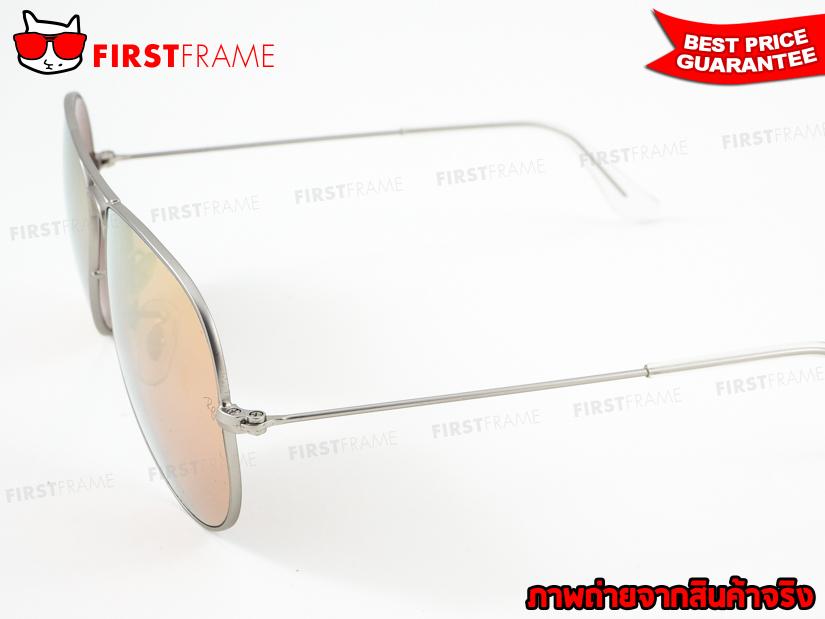 แว่นกันแดด RayBan RB3025 019/Z2 | AVIATOR LARGE METAL4