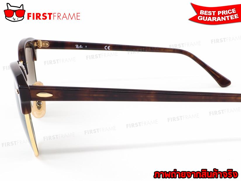 แว่นกันแดด RB3016 990/9J   CLUBMASTER 4