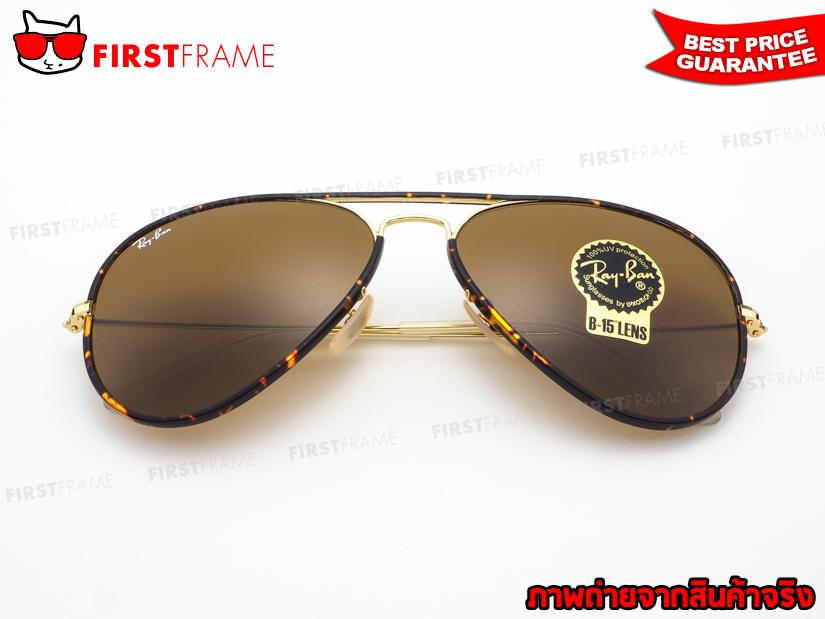 แว่นกันแดด RayBan RB3025JM 001 AVIATOR FULL COLOR5