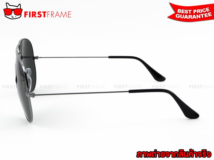 แว่นกันแดด RayBan RB3025 004/58 AVIATOR LARGE METAL2