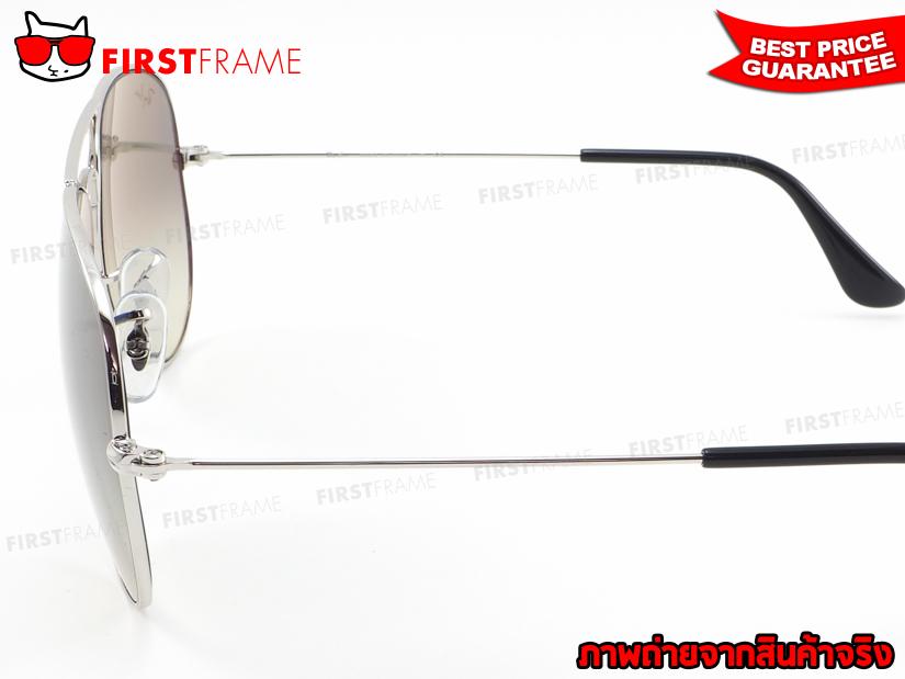แว่นกันแดด RayBan RB3025 003/32 | AVIATOR LARGE METAL4