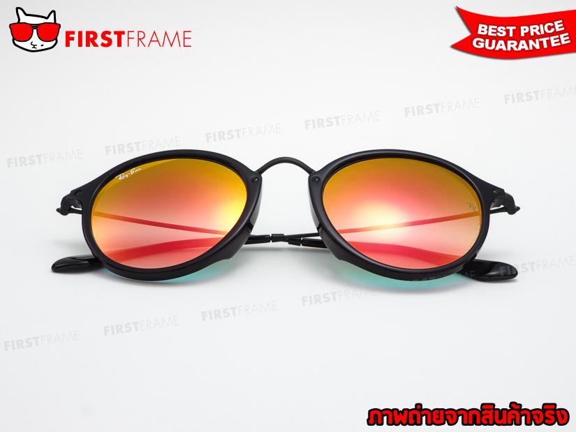 แว่นกันแดด RayBan RB2447F 901/4W 5