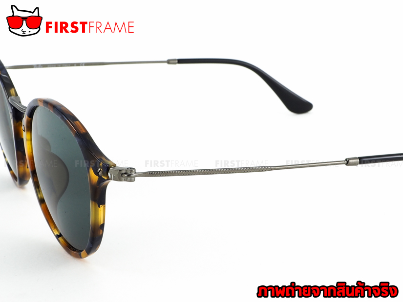 แว่นกันแดด RayBan RB2447F 1158/R5 4