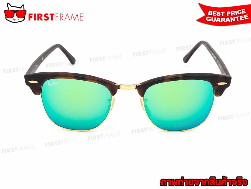 แว่นกันแดด RB3016 114519   CLUBMASTER 2