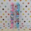 ปากกาลูกลื่น โดราเอมอน Doraemon มีไส้ปากกา 6 สีในด้าม