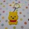 ที่ห้อยพวงกุญแจ หมีพูห์ Pooh