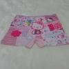 กางเกงชั้นในเด็กแบบขาสั้น ฮัลโหลคิตตี้ Hello kitty size M สำหรับเด็ก 3-5 ขวบ