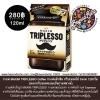 กาแฟ MAXIM TRIPLESSO Coffee กาแฟแม็กซิมเหมาะกับชงผสมนมเป็นกาแฟลาเต้ ขนาด 120กรัม
