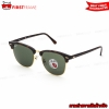 RayBan RB3016F 990/58   CLUBMASTER