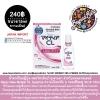 น้ำตาเทียมญี่ปุ่น สำหรับคอนแทคเลนส์ Senju New Mytear CL Eyedrop ความเย็นระดับ 0 กล่องสีชมพู 15ml
