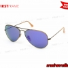 RayBan RB3025 167/1M | AVIATOR LARGE METAL NEW COLOR