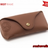 RAYBAN CRAFT COLLECTION CASE - BROWN