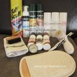 การทำความสะอาดกระเป๋า COACH, MK, Kate Spade...การทำสปากระเป๋า How to clean COACH and designer brand bags