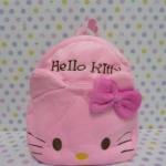 กระเป๋าเป้สะพายหลังใบเล็กจิ๋ว ฮัลโหลคิตตี้ Hello Kitty ขนาด กว้าง 9 ซม * ยาว 22 ซม * สูง 23 ซม