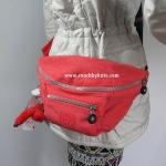 อยู่ USA : กระเป๋า คล้องเอว kipling AC2115 Color676 PARADIPINK