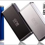 แบตสำรอง powerbank plus one smart 6500mah แบตลิเทียม-โพลิเมอร์ สีบอนด์เงิืน