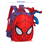 กระเป๋าเป้สะพายหลังลายนูน สไปเดอร์แมน spiderman ขนาดสูง 14 นิ้ว