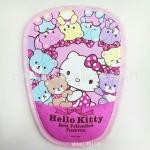 แผ่นรองเม้าส์และข้อมือ ฮัลโหลคิตตี้ Hello Kitty ลายฮัลโหลคิตตี้โบว์ชมพู สีชมพู