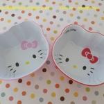 ชามเมลามีน ฮัลโหลคิตตี้ Hello Kitty ขนาด 12.5 * 11.2 * 5.9cm ความจุ 470ml