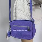 สินค้าอยู่ USA : กระเป๋า Kipling AC7515 Sabian Color584 Vividpurple