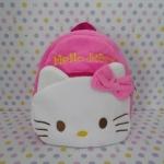 กระเป๋าเป้สะพายหลังใบเล็กจิ๋ว ฮัลโหลคิตตี้ Hello kitty ขนาดกว้าง 5 ซม. * ยาว 22 ซม.* สูง 23 ซม.