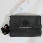 พร้อมส่งที่ไทย : กระเป๋าสตางค์ Kipling AC3739 PIXI Color053 TRPCFLWBLK