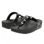 สินค้าพร้อมส่ง : รองเท้า Fitflop Pietra สี BLACK ขนาด US8 = EUR39 = UK6 **สินค้าราคาพิเศษซื้อแล้วไม่รับคืน