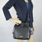 พร้อมส่ง EMS : กระเป๋า Kate Spade Katie Highland place Blk001 สีดำ