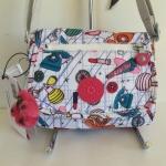 กระเป๋าสะพายข้าง Kipling AC7247 SABIAN Color 840 SWETSHPWHT C2