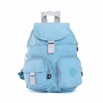 สินค้าพร้อมส่ง : กระเป๋า KIPLING LOVEBUG SMALL BACKPACK BP3901 Blue color 435