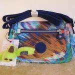 กระเป๋าสะพายข้าง Kipling AC7247 SABIAN Color 803 Bluebutterfly C1