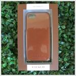 เคสไอโฟน COACH F66017 ORG CML MLD iPhone 5/5S Leather Case