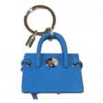 สินค้าพร้อมส่ง » พวงกุญแจ COACH F62508 SVCER Keychain Keyring Key Holder