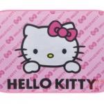 บังแดดกระจกหลังรถยนต์ ฮัลโหลคิตตี้ Hello Kitty สีชมพู