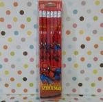 ดินสอ HB สไปเดอร์แมน Spiderman แพ็ค 12 แท่ง