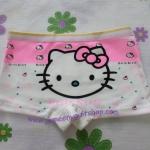กางเกงชั้นในเด็กแบบขาสั้น ฮัลโหลคิตตี้ Hello kitty#11 size S สำหรับเด็กอายุ 2-4 ขวบ