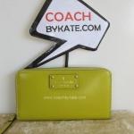 สินค้าพร้อมส่งจาก USA » กระเป๋าสตางค์ Kate Spade WLRU1153 Neda Wellesley Sultlylly(791) สีเลม่อน