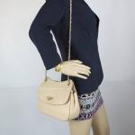 พร้อมส่งในไทย : กระเป๋า DKNY Donna Karan New York FLAP W/ADJUST CHAIN HANDLE