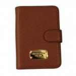 สินค้าพร้อมส่ง : ที่ใส่พาสปอร์ต Michael Kors 35S5GTTT1L Jet Set Passport Case Holder Luggage Leather