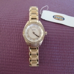 สินค้าอยู่ USA : นาฬิกา Fossil Carissa Three-Hand Stainless Steel Watch - Rose Gold-Tone