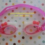 แว่นตาใส่ว่ายน้ำสำหรับเด็ก ฮัลโหลคิตตี้ Hello Kitty