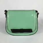สินค้าพร้อมส่ง » กระเป๋าสะพายข้าง Kate Spade WKRU2400 Chelsea Park Belletslip สีมิ้น