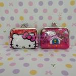 กระเป๋าใส่เศษสตางศ์ ใบเล็ก คิตตี้ kitty#1 ราคาต่อคู่