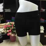 กางเกงซับใน ขาสั้นสีดำ