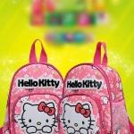 กระเป๋าเป้สะพายหลังใบเล็กจิ๋ว คิตตี้ kitty ขนาดกว้าง 3.5 นิ้ว * ยาว 6 นิ้ว * สูง 8.5 นิ้ว สำหรับเด็กเล็กวัยเตรียมอนุบาล