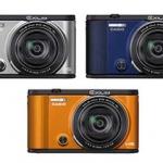 ใหม่ล่าสุด casio exilim ex-zr1600 กล้องฟรุ้งฟริ้ง zr1600 จากคาสิโอ สีน้ำเงิน เทา