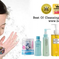 Cleansing Cleanser make up remover