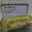 กล่องดินสอเหล็ก หมีพูห์ pooh ขนาดกว้าง 10 ซม. * ยาว 21 ซม. ลายหมีพูห์ สีเหลือง thumbnail 5