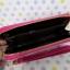 กระเป๋าสตางศ์ทรงยาว ฮัลโหลคิตตี้ Hello Kitty ขนาดยาว 7.5 นิ้ว x สูง 4 นิ้ว ลายคิตตี้ยืนโบว์ชมพู ซิปรอบพร้อมสายคล้องข้อมือ thumbnail 6